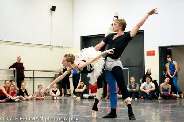 BWW Interviews: Kyle Froman In His Own Words: Photographing Ballet to Broadway