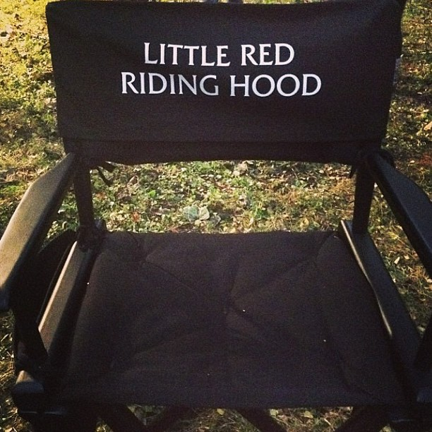 First Look At Little Red Riding Hood's Woods! Crawford & Kendrick INTO THE WOODS Update