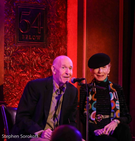 Stephen Holden & Barbara Carroll