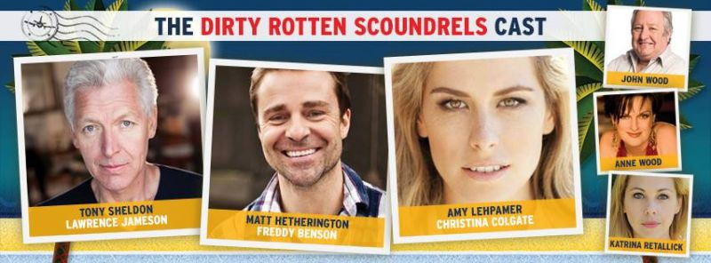 BWW Interviews: This is your Brain On Musical Theatre with DIRTY ROTTEN SCOUNDRELS' Matt Hetherington