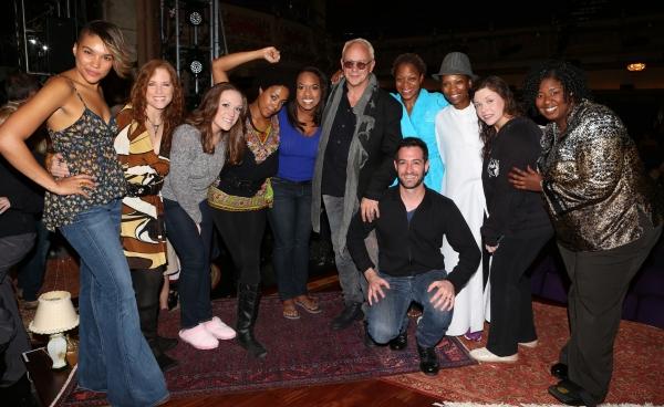 Emmy Raver- Lampman, Kacee Clanton, Alison Cusano, de-Adre Aziza, Allison Blackwell,  Photo