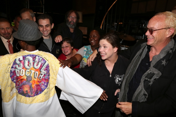 Photo Coverage: Inside the Gypsy Robe Ceremony for A NIGHT WITH JANIS JOPLIN