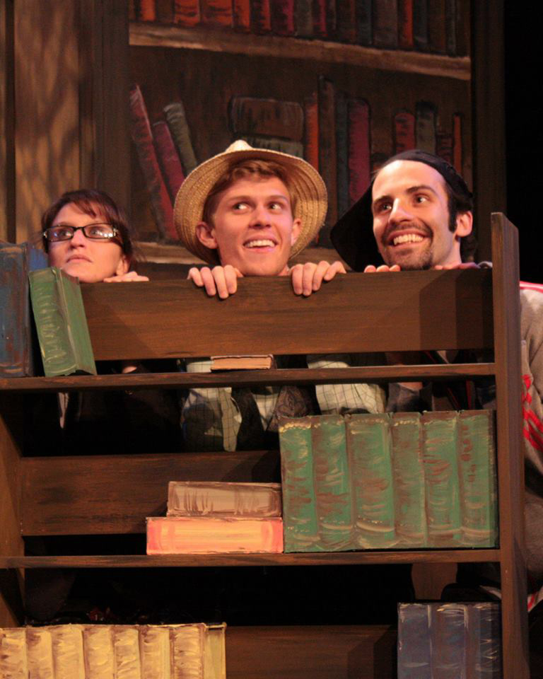 BWW Reviews: Theater at Monmouth Stages Youthful TWELFTH NIGHT