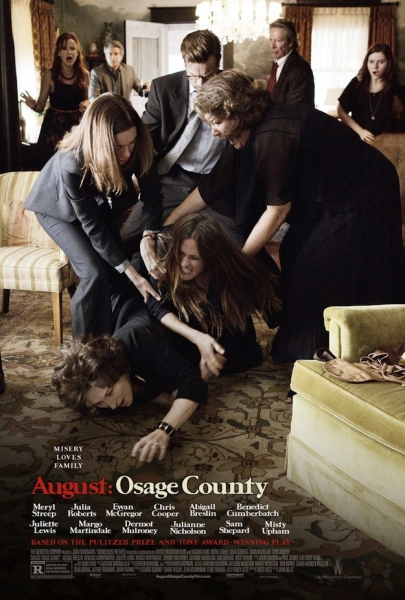 Photo Flash: First Look - New Poster Revealed for AUGUST: OSAGE COUNTY!