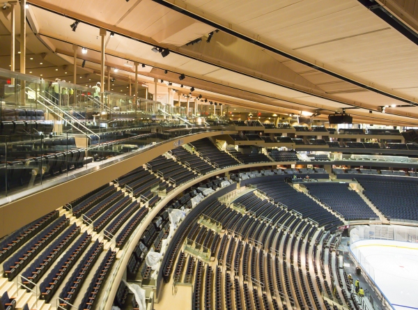 The Chase Bridges at Madison Square Garden