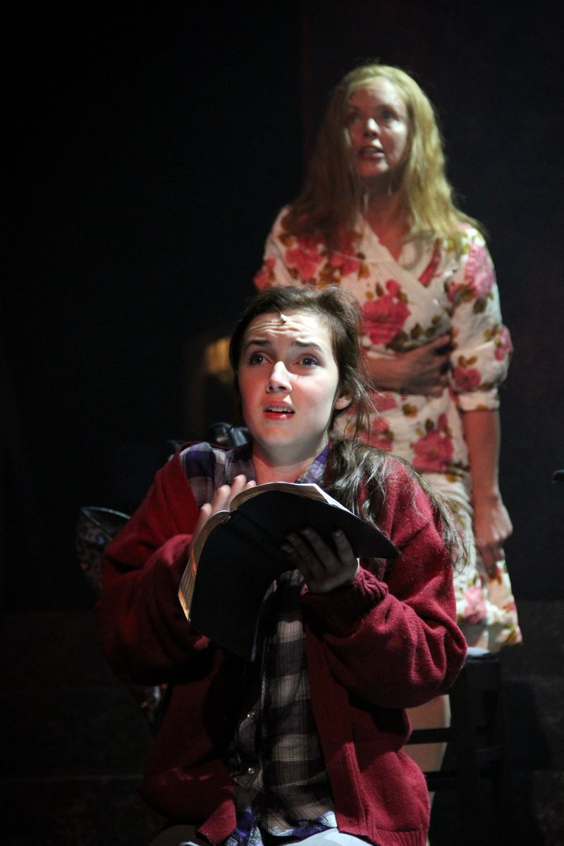BWW Reviews: Balagan's CARRIE: THE MUSICAL Shines Despite Production and Material Woes