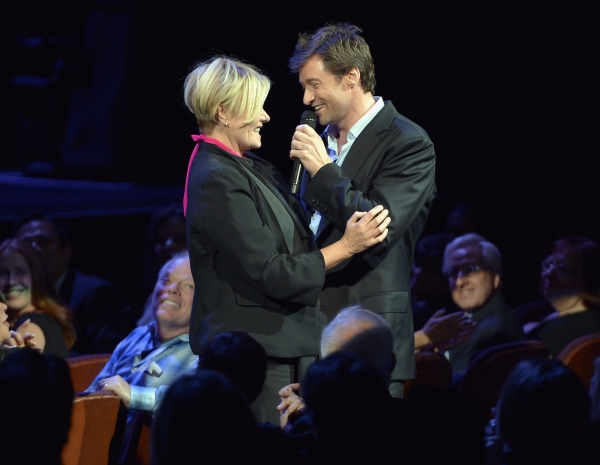 Photo Flash: Inside Hugh Jackman's ONE NIGHT ONLY Birthday Benefit Concert!