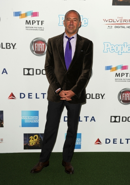 CEO of MPTF Bob Beitcher attends 'Hugh Jackman... One Night Only' Benefiting MPTF at Photo