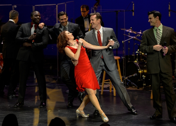 Photo Flash: Nora Mae Lyng, Tari Kelly, David Elder and More in AMERICAN SHOWSTOPPERS:  An Evening with Richard Rodgers
