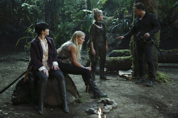 ONCE UPON A TIME - ''Nasty Habits'' - Mr. Gold makes a decision to confront Pan, but will he go there to save Henry or give in to the prophecy that the boy will be his undoing? Neal finds himself back in Neverland and in the custody of one of Pan''s most