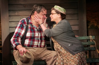 BWW Blog: Eric Ulloa of Goodspeed's THE MOST HAPPY FELLA - When You're Good to Mama