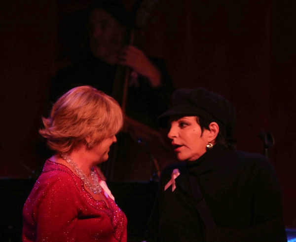 Photo Coverage: Lorna Luft, Liza Minnelli & More Perform at LORNA'S PINK PARTY!