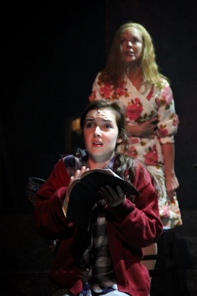 Keaton Whittaker, Alice Ripley