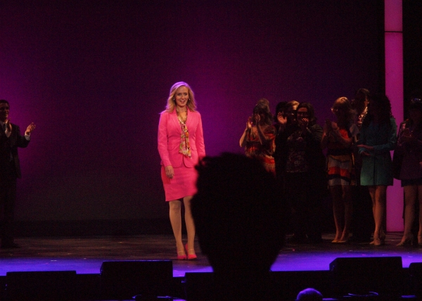 Photo Coverage: First Look at Stephanie Wall, Matt Bauer and More in Opening Night of 3-D Theatricals' LEGALLY BLONDE