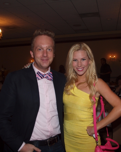 David F.M. Vaughn and Emma Degerstedt