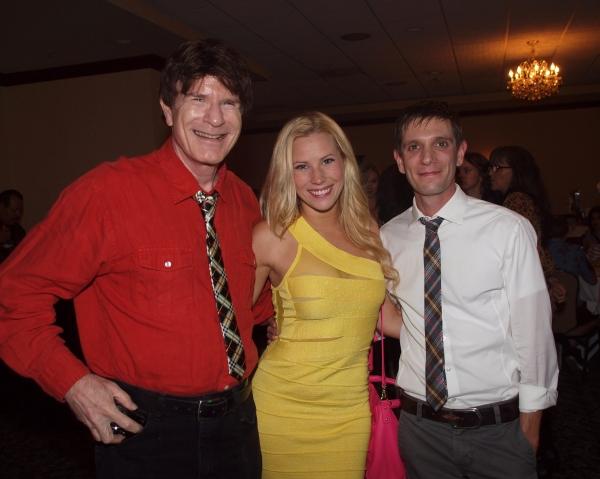 Steven Stanley, Emma Degerstedt, and Matt Bauer