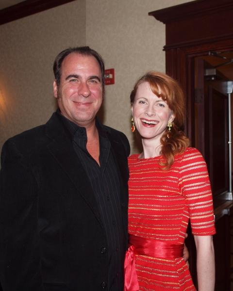 David Kirk Grant and Jill Van Velzer Photo