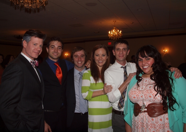 Christopher Carothers, Matthew Benedict, Drew R. Williams, Carly Nykanen, Matt Bauer, and Kristen Pickrell