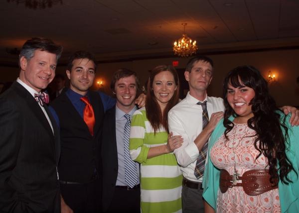 Christopher Carothers, Matthew Benedict, Drew R. Williams, Carly Nykanen, Matt Bauer, Photo