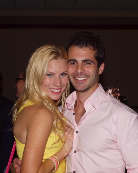 Emma Degerstedt and Ben Rovner
