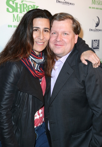Jeanine Tesori and David Lindsay-Abaire