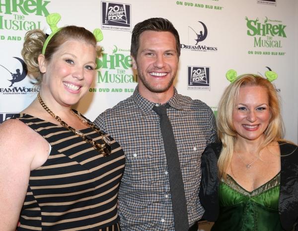 Heather Jane Rolff, Marty Lawson and Carolyn Ockert-Haythe