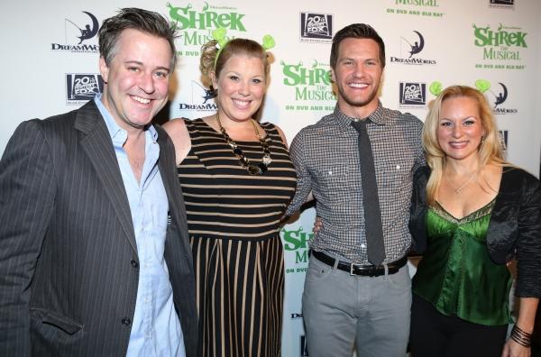 Greg Reuter, Heather Jane Rolff, Marty Lawson and Carolyn Ockert-Haythe  Photo