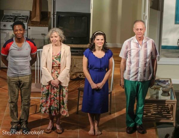Hubert Point-Du Jour,Kathryn Grody, Diane Davis, Mark Blum