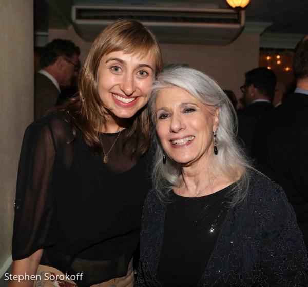 Lauren Blumenfeld & Jamie deRoy