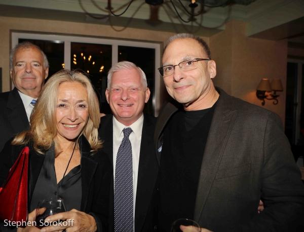 Eda Sorokoff, Ted Snowdon, Barry Kohn