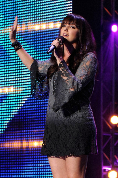 THE X FACTOR: TOP 16: Rachel Potter, 29.Hometown:  Seminole, FL