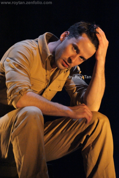 Photo Flash: First Look at Tim Rice's FROM HERE TO ETERNITY