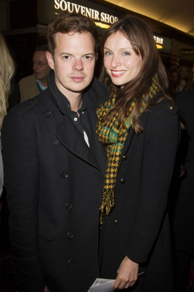 Richard Jones and Sophie Ellis Bextor