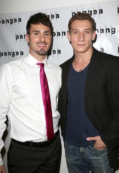 Anthony Michael Martinez and Stan Demidoff  Photo