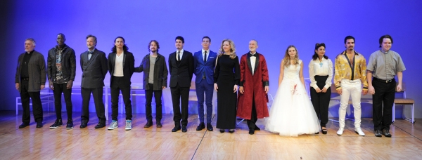 Photo Coverage: Inside Opening Night of CSC's ROMEO & JULIET