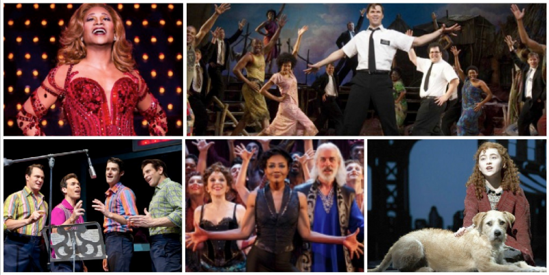 BWW's Brightest Moments on Broadway: Show-Stopping Numbers from Musicals Now Playing