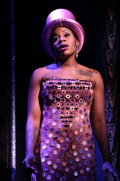 Photo Coverage: Sneak Peak at Fantasia in AFTER MIDNIGHT!