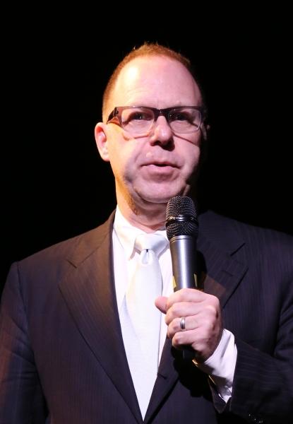 Producer Scott Sander