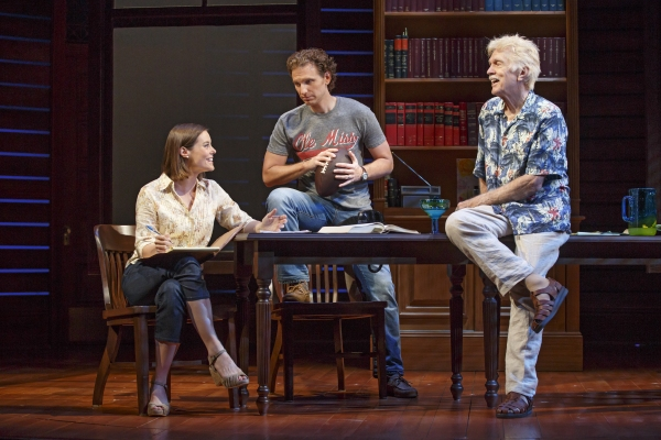Photo Flash: First Look at Sebastian Arcelus, Patrick Page & More in A TIME TO KILL on Broadway!
