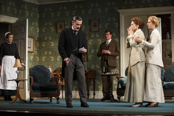 Review: Masterful Rees Heads THE WINSLOW BOY