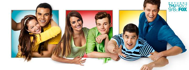 New Promo Poster For GLEE Season Five With Michele, Morrison, Criss & More