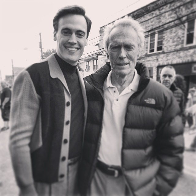 JERSEY BOYS Movie East Coast Round-Up! Valli & Eastwood On Set, Stars Tweet, New Pics