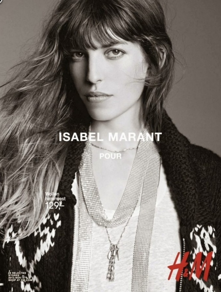Photo Coverage: Isabel Marant x H&M Ad Campaign