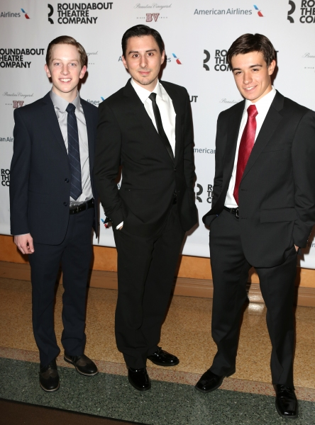 Spencer Davis Milford, Stephen Pilkington and Ryan Quigley