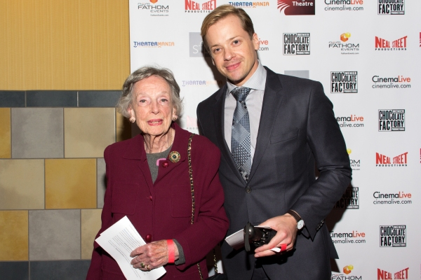 Photo Coverage: On the MERRILY WE ROLL ALONG Premiere Red Carpet with Stephen Sondheim, Maria Friedman & More!