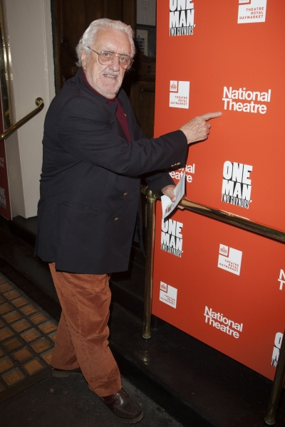 Bernard Cribbins Photo