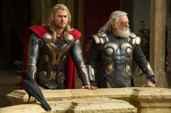 Check Out All-New Stills from THOR: THE DARK WORLD