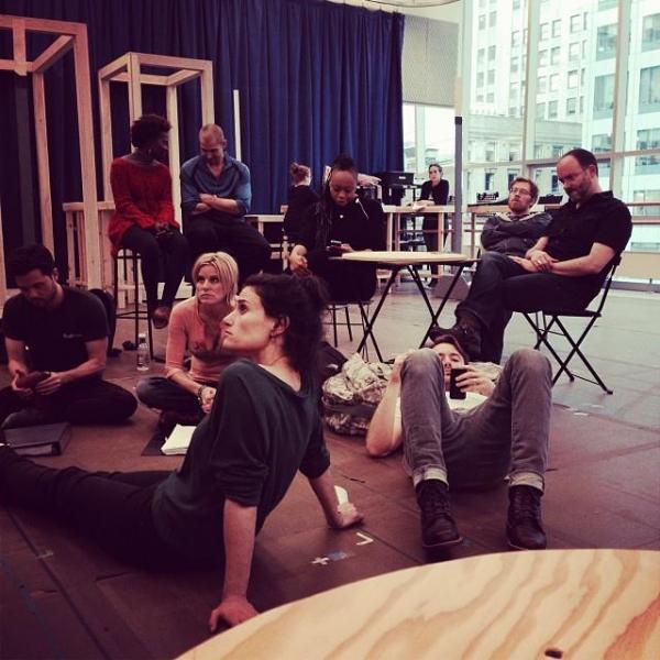 Idina Menzel, Jenn Colella & Cast of IF/THEN