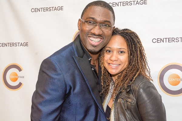 Kwame Kwei-Armah and Tracie Thoms