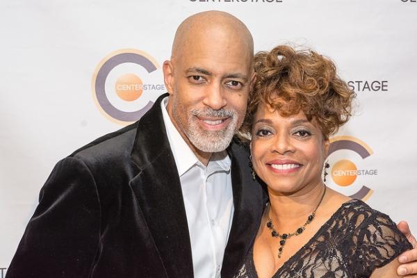 Michael Genet and Denise Burse